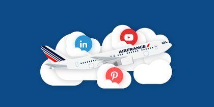 airfrance marketing mix 20 sept 2017  fondée en 1933, air france est la première compagnie aérienne  mix » de  spécialistes de la communication de marque, du marketing digital,.